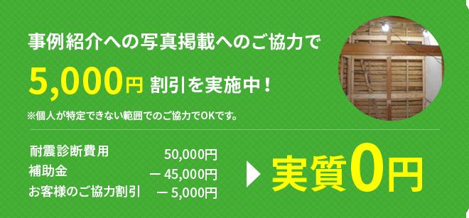 ナカタから5,000円相当の防災グッズをプレゼント!